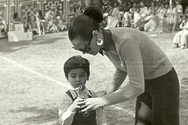 Mrs. Sonia Gandhi at The Study Sports Day